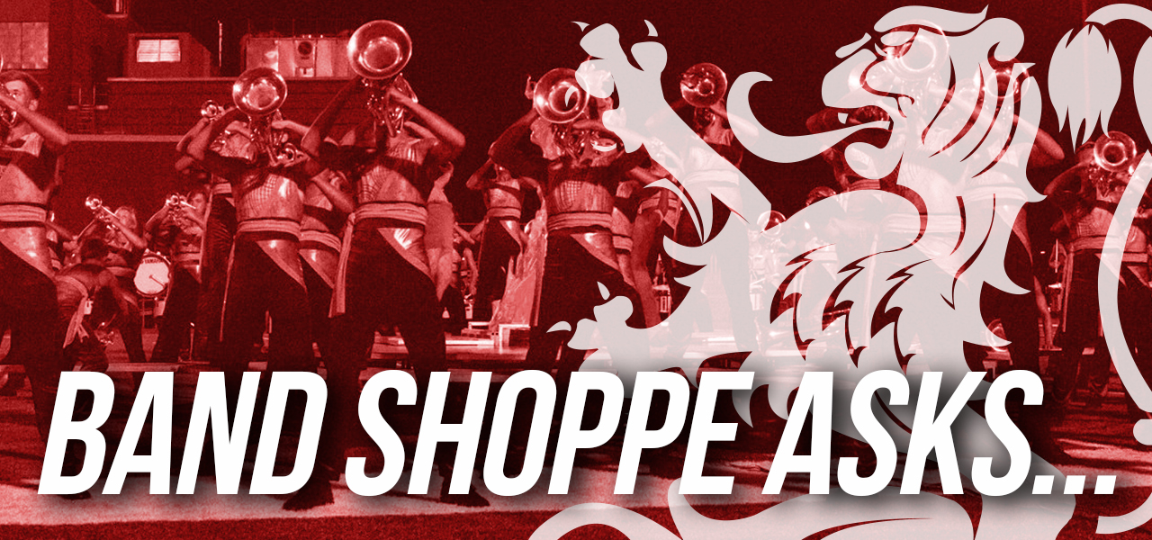 Band Shoppe Asks… Part 3 – The Crusaders – Band Shoppe